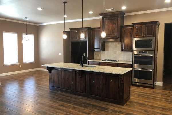 Custom Built Homes in amarillo