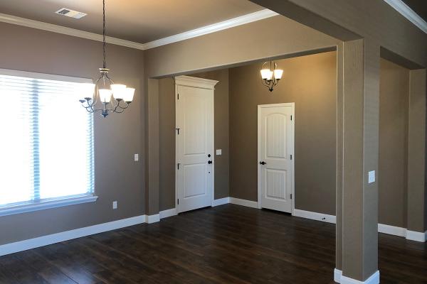 custom built homes