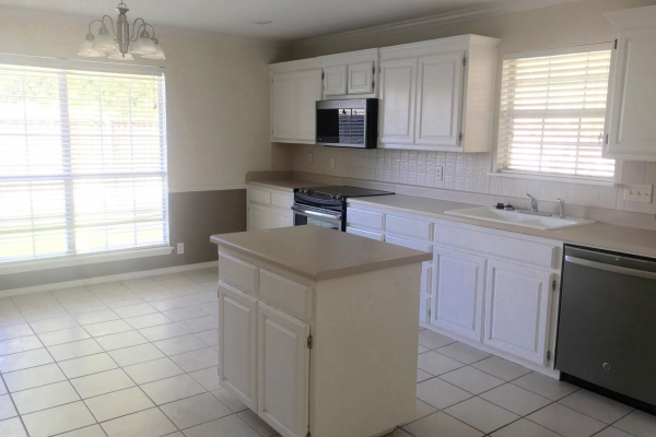 kitchen with island for sale