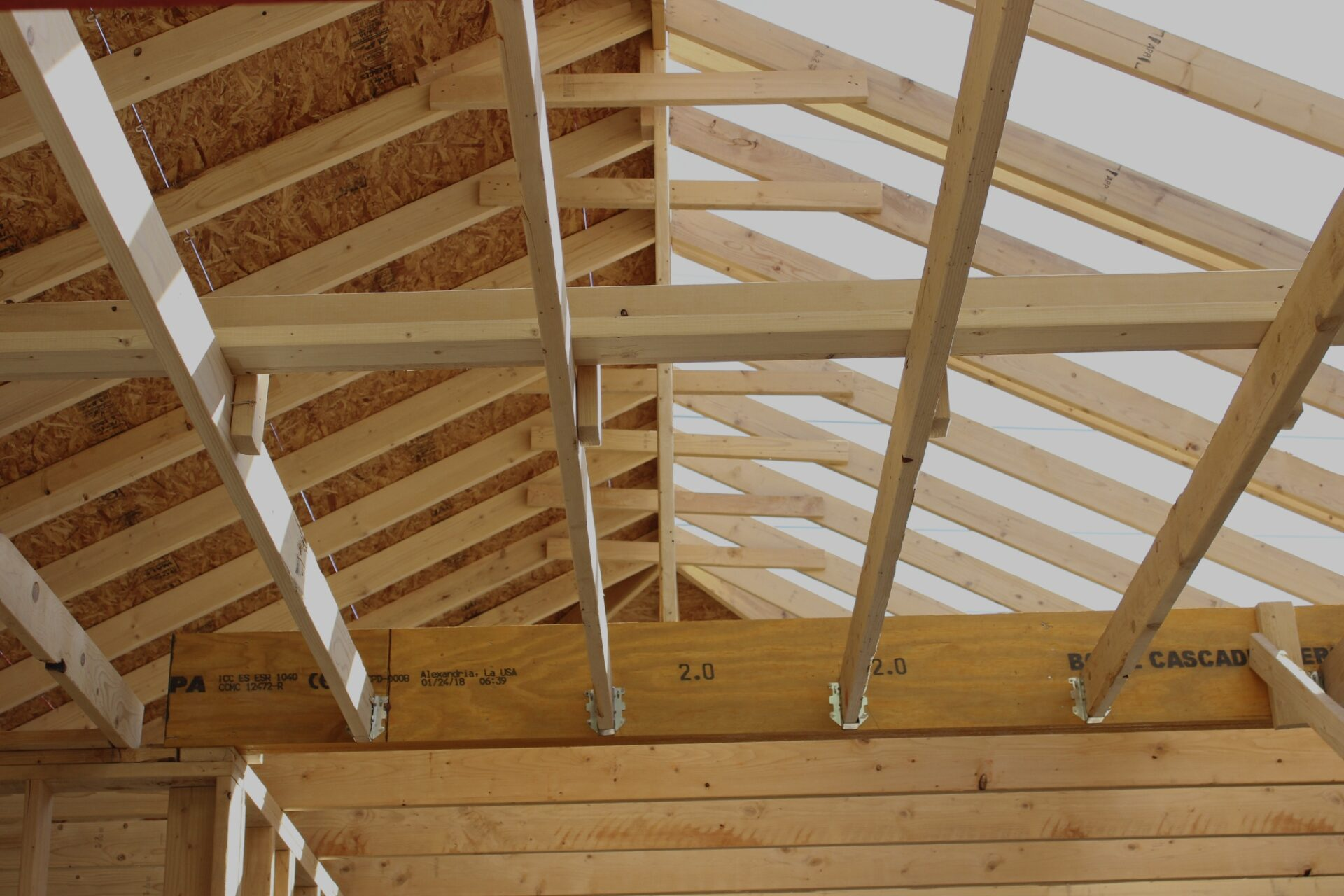 The best time to begin the home building process.