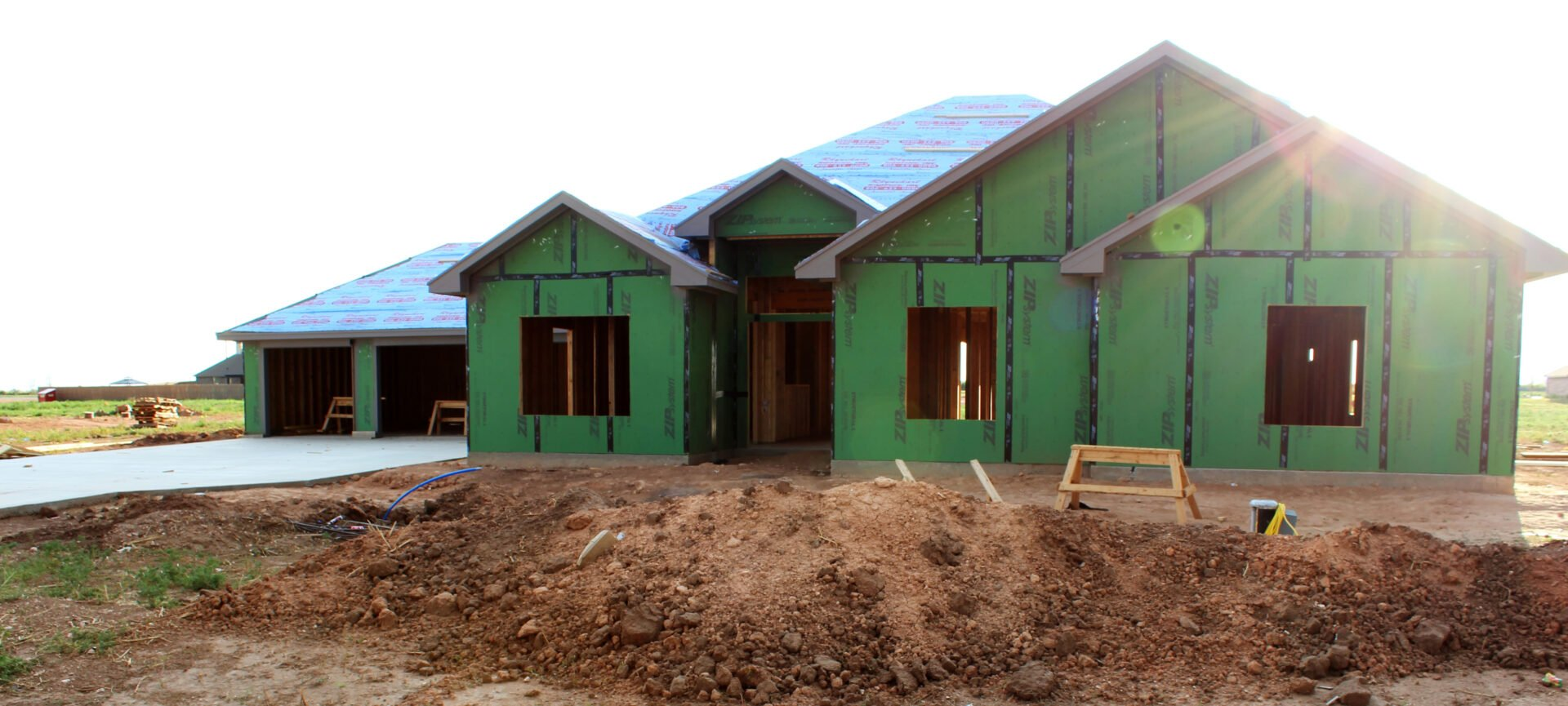 Costs Associated With Building and Financing a New Home