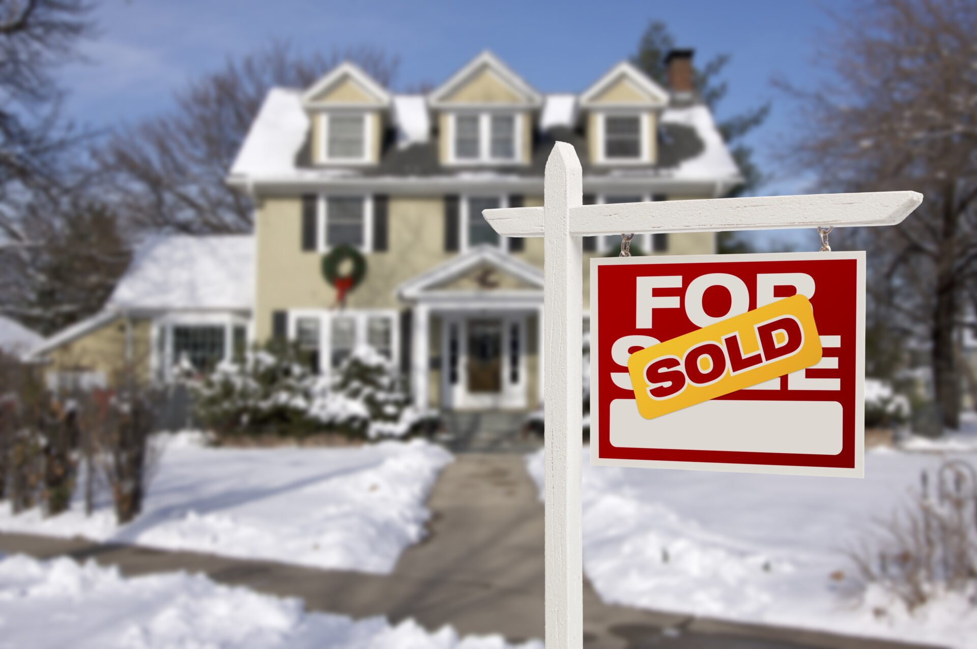 Why List Your Home During The Winter Months?